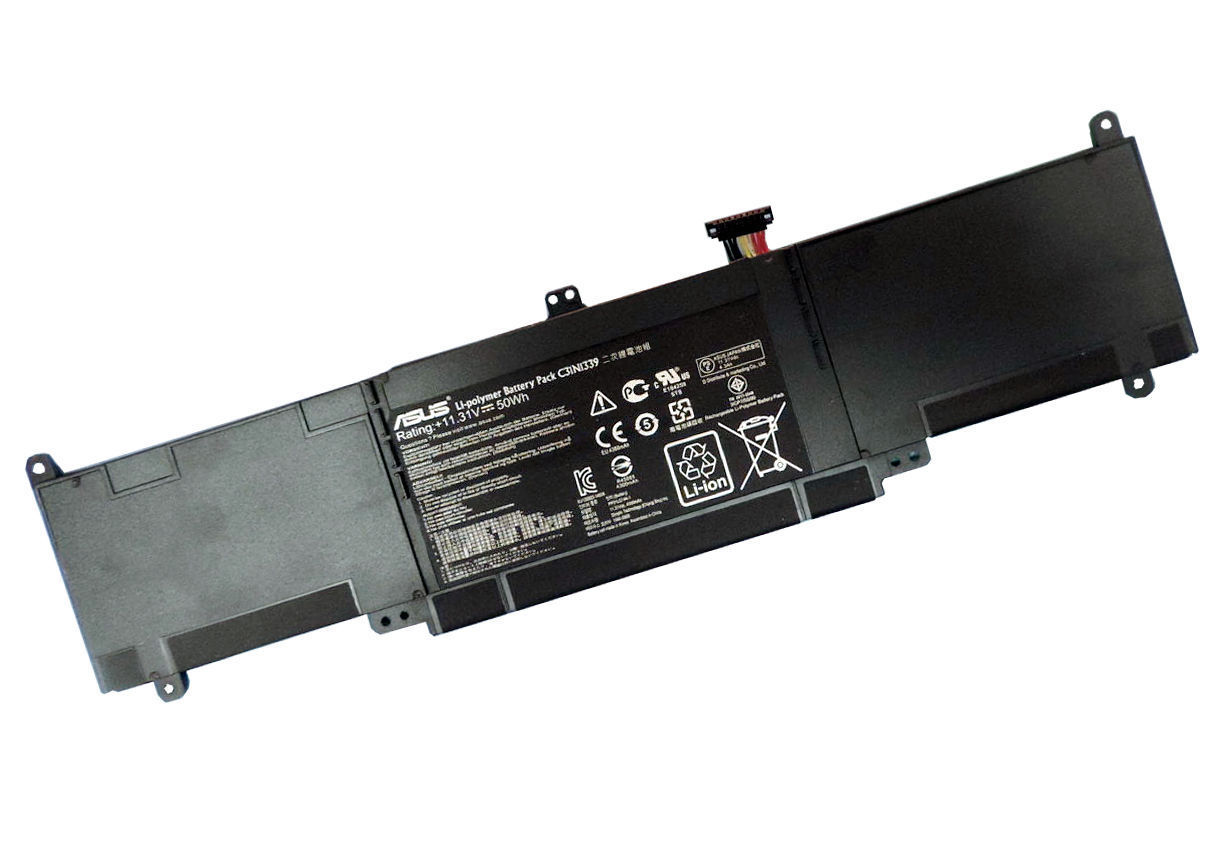 50Wh 11.31V Asus TP300LA-DW060H Transformer Book Flip Battery