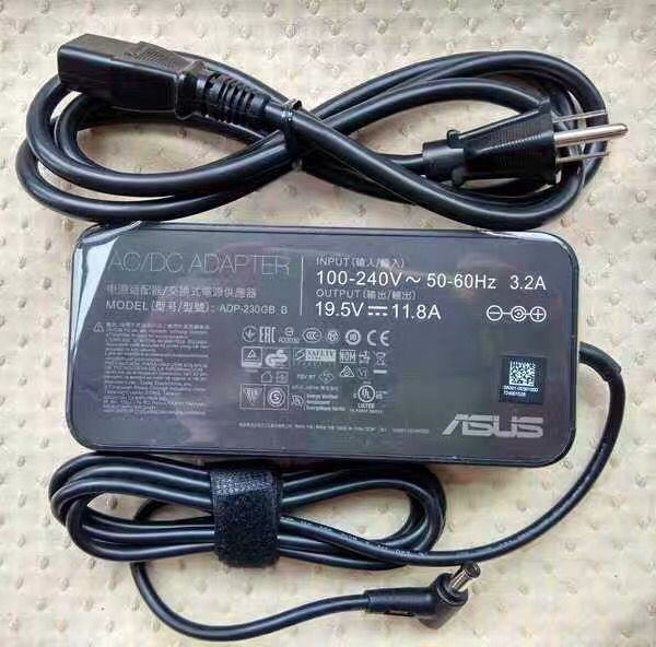 230W Original Asus 0A001-00391900 Charger AC Adapter Power Supply