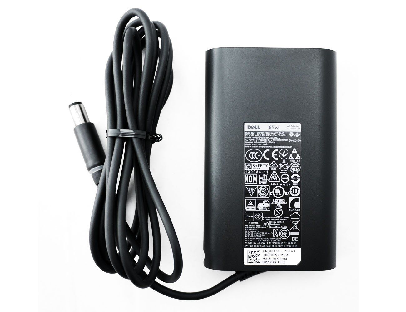 Slim 65W Dell Latitude XT2 Charger AC Adapter Power Supply
