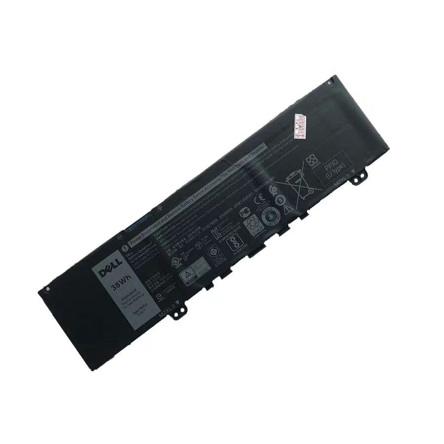 38Wh Genuine Dell Inspiron 13 7373-0842 Battery